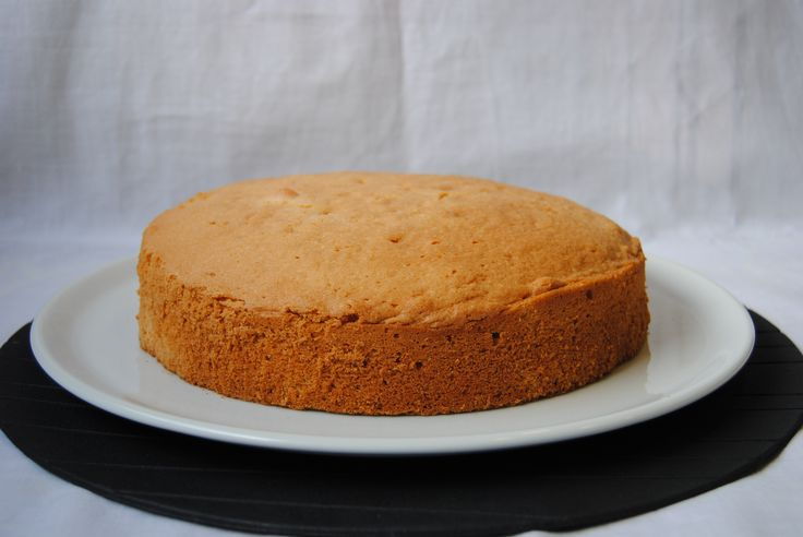 Bizcocho Madeira Sponge Cake (MSC)