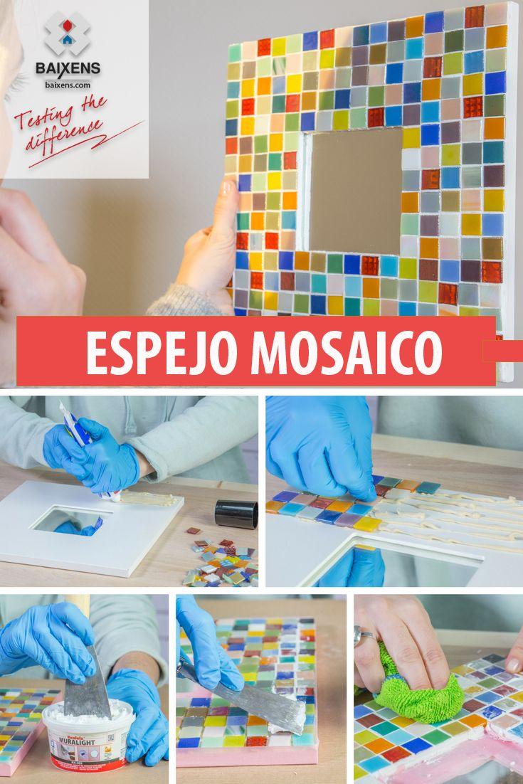 Propio Que Te Espejo Crear Mosaicogt; Es Mostramos Lo Tu Fácil Con fgybm7YvI6