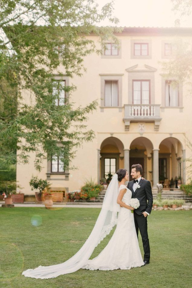 Wedding at Villa Bernardini in Lucca | Photography by Lara Emme