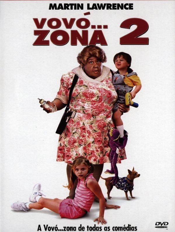 Vovó… Zona 2 CO (2006) 1h 39 min Vovózona 2 ou Vovó Zona 2 Título original: Big Momma's House 2 Gênero: Comédia Lançamento: 03/02/2006 Duração: 1h 39 min D (08-2016) - MN (No Pin it)
