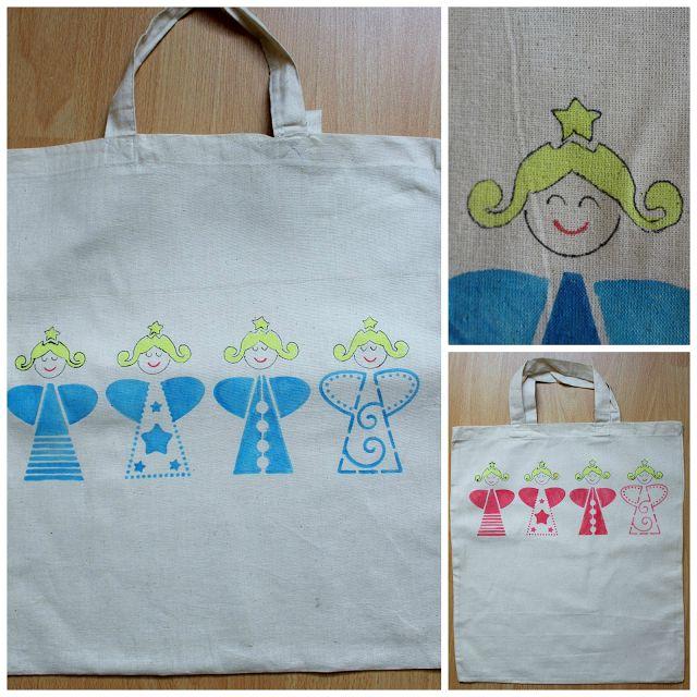 Mamma Gioca: Confezione regalo con una borsa per la spesa