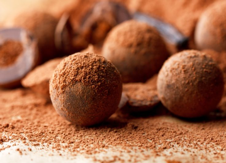 Chocolate Chilli Balls
