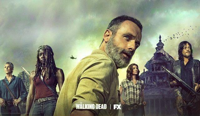 The Walking Dead 9 Sezon Izle The Walking Dead Walking Dead Film