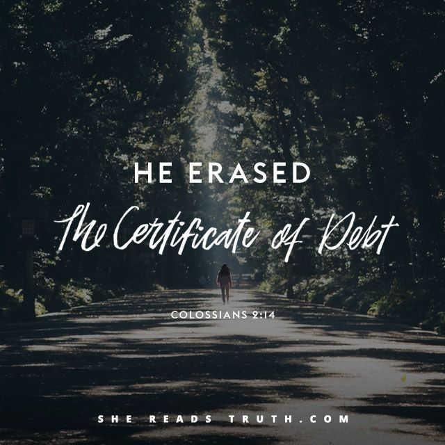 Day 5 of the Colossians reading plan from She Reads Truth | He Made You Alive Join us at SheReadsTruth.com or on the SRT app!