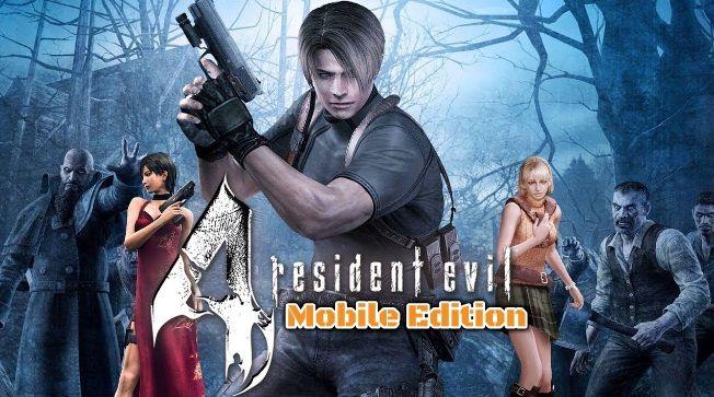 Resident Evil 4 Mobile Edition Mod Apk Data Update 2019 Resident