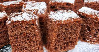 BISCOCHO CHOCOLATE ( receta sirve para hacer Brazo Gitano de chocolate- Chf.Eva Arguiñano