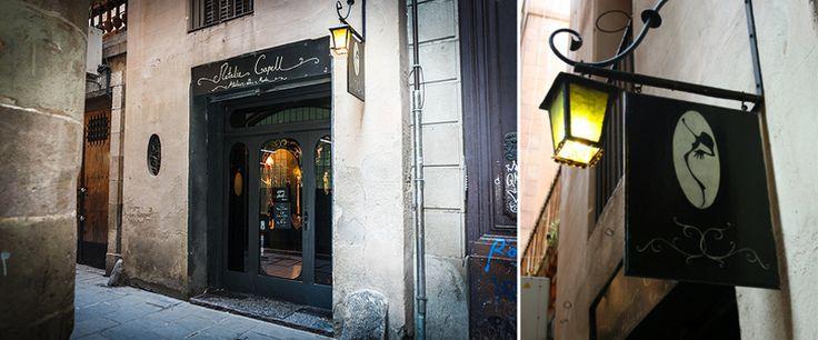 De turismo alternativo por Barcelona: tiendas, restaurantes y rincones