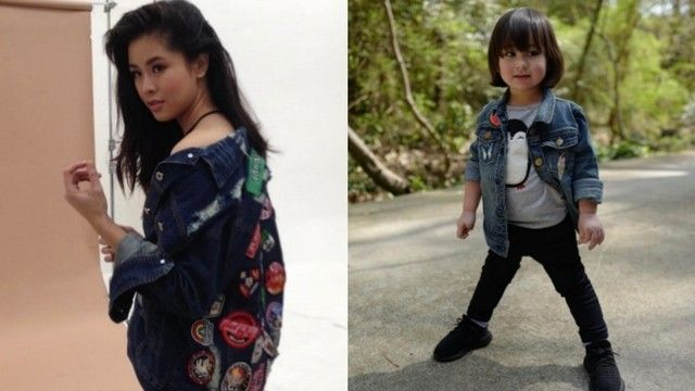 Scarlet Snow and Kisses Delavin Are Total Style Twins http://www.candymag.com/fashion/10-times-kisses-delavin-and-scarlet-snow-belo-were-style-twins-a303-20170328