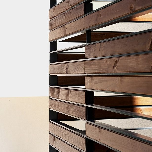 Window & Door Grill Styles {..} ++ Wood Panel Cladding