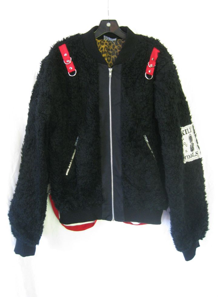LIP SERVICE Hair Of The Dog jacket #41-136-G