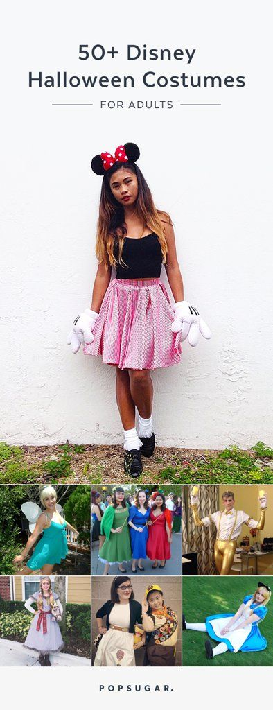 DIY Disney Costumes For Adults | POPSUGAR Love & Sex