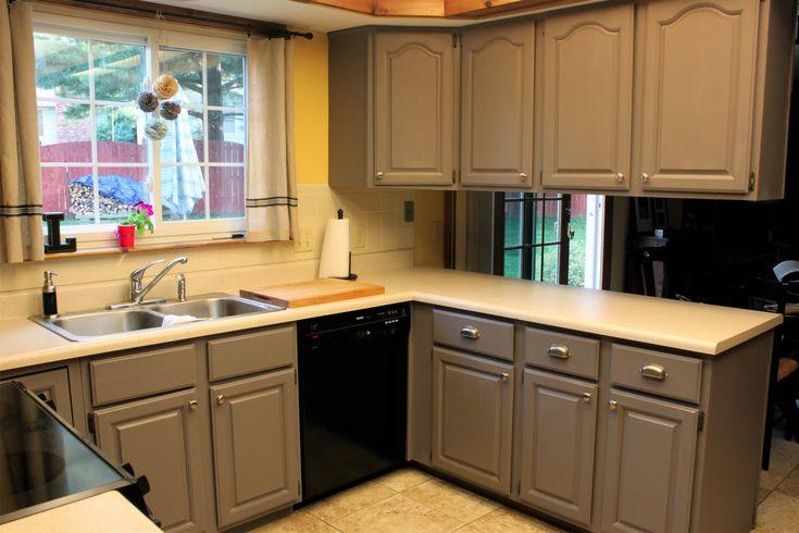 31 best kitchen cabinet tile ideas images on pinterest - Best paint for kitchen cabinets home depot ...