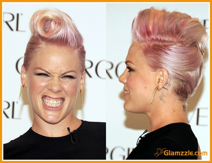 Pinks Hairstyles: 25+ Best Ideas About Singer Pink Hairstyles On Pinterest