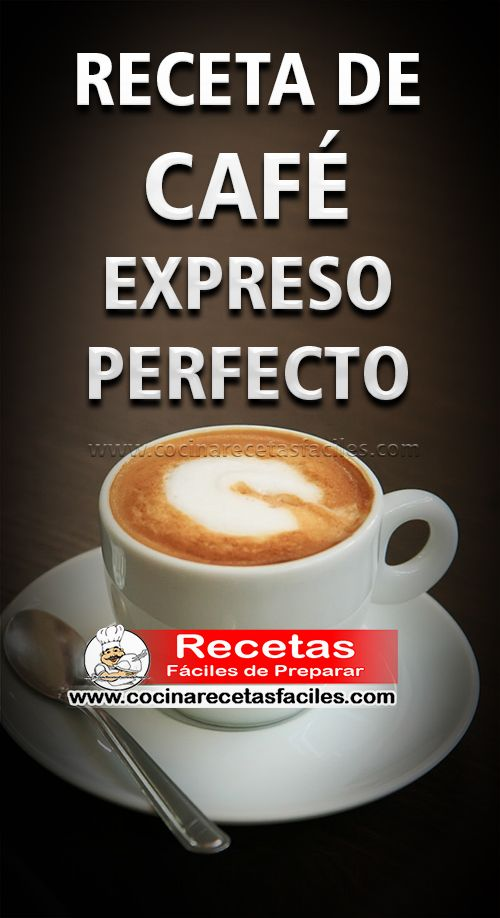 El café expresso es una bebida deliciosa que se prepara en segundos y se caracteriza por un sabor y un aroma mucho más agradable y concentrado que el resto de los cafés. Para prepararlo en casa, sigue nuestras indicaciones y podrás disfrutarlo en pocos minutos. #cafe