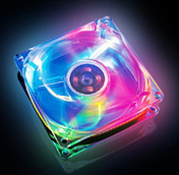 solaire    et     eolien: Ventilateur PC Cristal 4 Couleurs 12cm | eBay