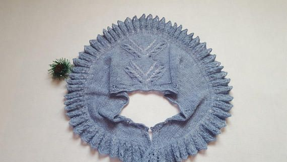 Shawl knit Shawl as a gift  Gift for mom Gift Beauty gift Gift