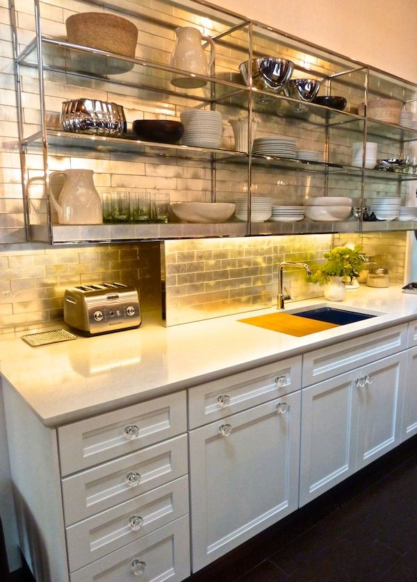 179 best open shelves images on pinterest | home, open shelves and