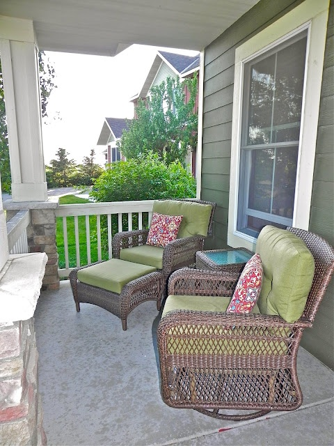 our front porch   patio furniture  home depot. 44 best Patio furniture images on Pinterest   Home depot  Patio