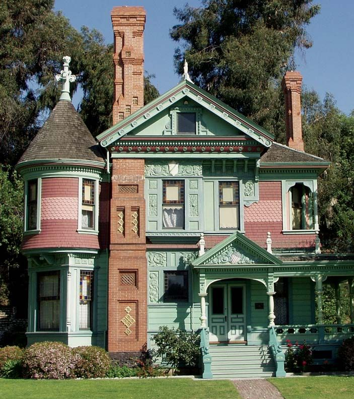634 best architecture older homes 2 images on pinterest for Queen anne house plans historic
