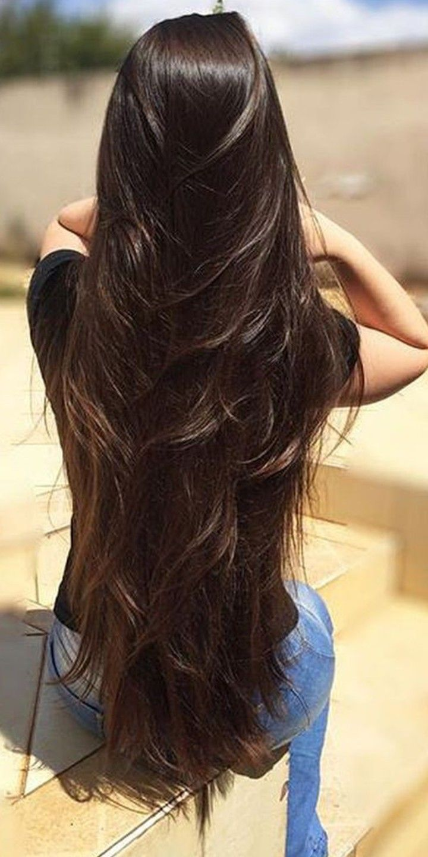 Pin By Aji On Hair Extremely Long Hair Beautiful Hair Long Hair Women