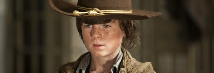 "The Walking Dead's Chandler Riggs Joins Home Invasion  ""Walking Dead"" star Chandler Riggs and ""Fantastic Four's"" Ioan Gruffudd will star opposite Bella Thorne and Natalie Martinez in ""Home Invasion,"" a thriller being made by Voltage Pictures and Zinc Entertainment, a division of Silver Pictures."