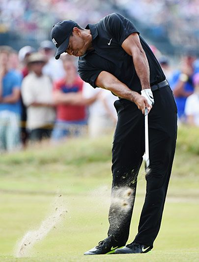 #TigerWoods… #TheOpen...Tiger Woods