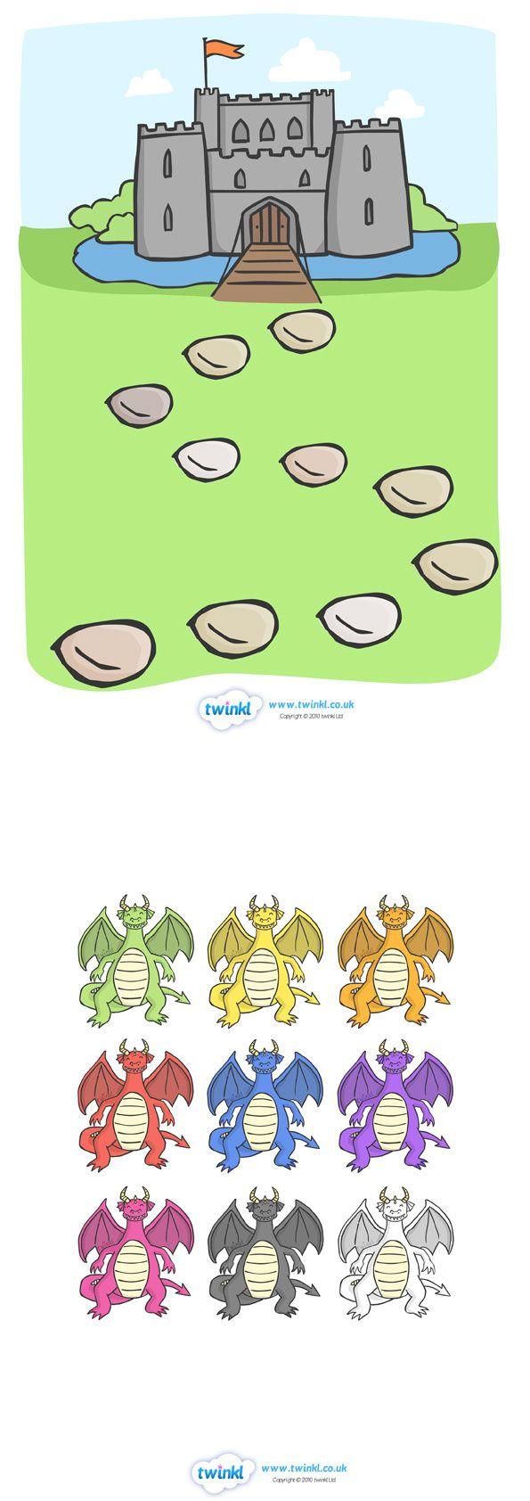 Kindergarten classroom decoration printables - Twinkl Resources Dragon Reward Chart Classroom Printables For Pre School Kindergarten Elementary School And Beyond