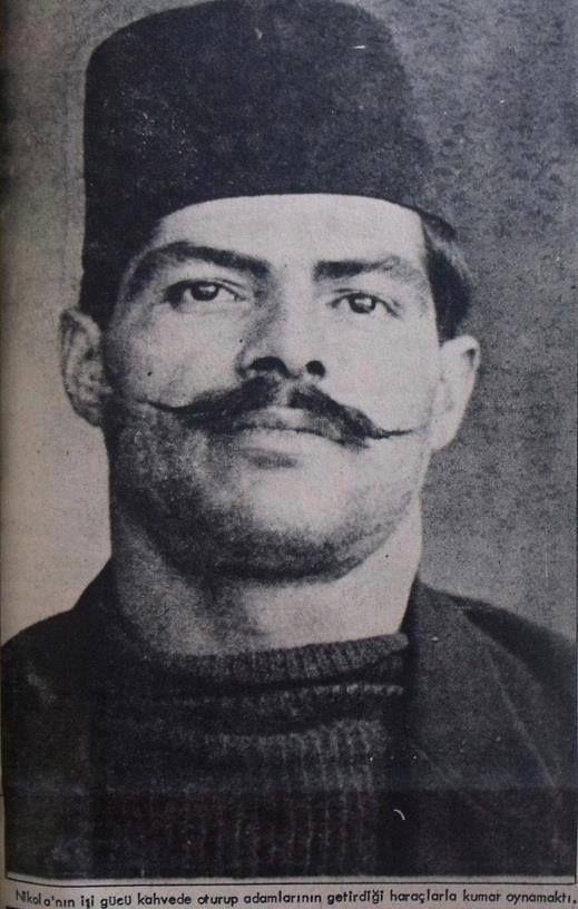 İstanbulun Baş Belaları: Kesik Nikola - 1849Orhan GENEL