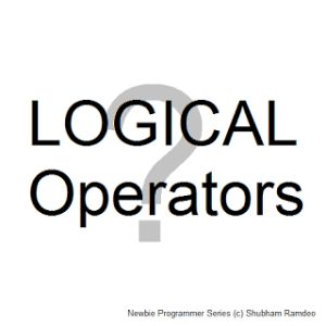 Let us discuss the logical operators through which we can perform logical operations in the C programming language, that makes coding fun !