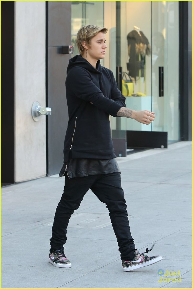 Justin Bieber Shoes Fashion Style