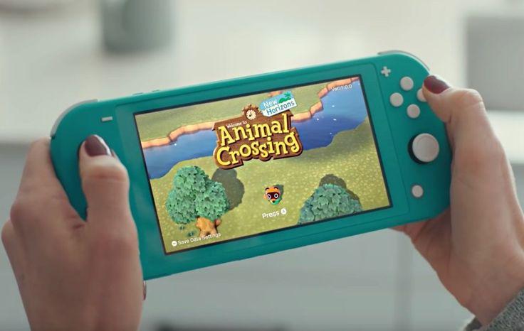 16++ Nintendo switch lite animal crossing edition ideas in 2021