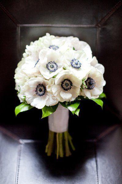 #Anemone Wedding Bouquet I Daisy A Day I http://www.weddingwire.com/wedding-photos/flowers/anemone-flower-arrangements/i/9c73ad6ecefd4dbc-2aaa777ea6dfae76/82ef002f7a003640