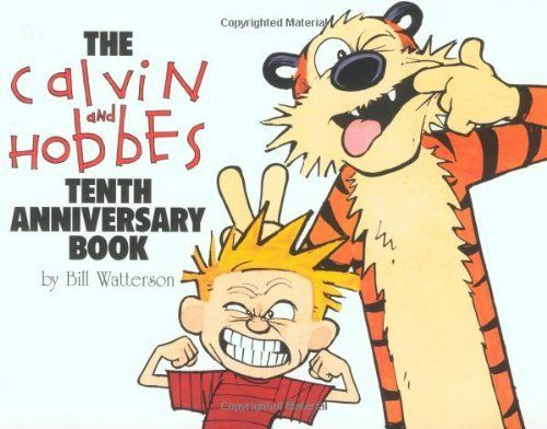 The Calvin and Hobbes Tenth Anniversary Book by Bill Watterson, http://www.amazon.com/dp/0836204387/ref=cm_sw_r_pi_dp_X.l0qb1EY80R0