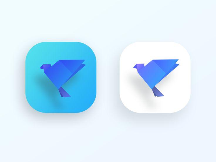 Messenger App Icon Exploration 2 by Prakhar Neel Sharma