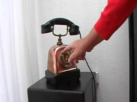 geluid - old telephone