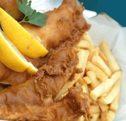 Try Rick Stein's recipe for fish and chips this month.