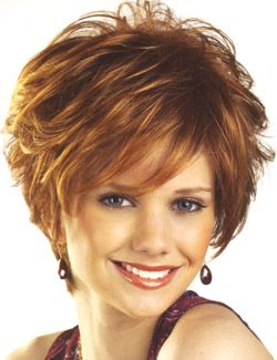 Beautiful slight wave cut for that modern look and style