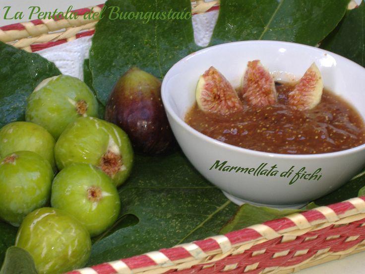 Marmellata di fichi speziati (con pectina fatta in casa) | la pentola del buongustaio