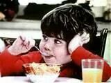 It's Mikey.....he'll eat anything!