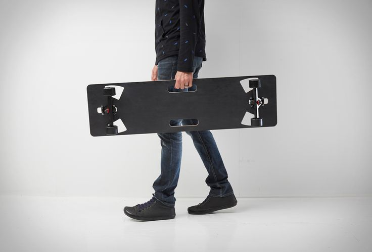 Lo-Ruiter Longboard