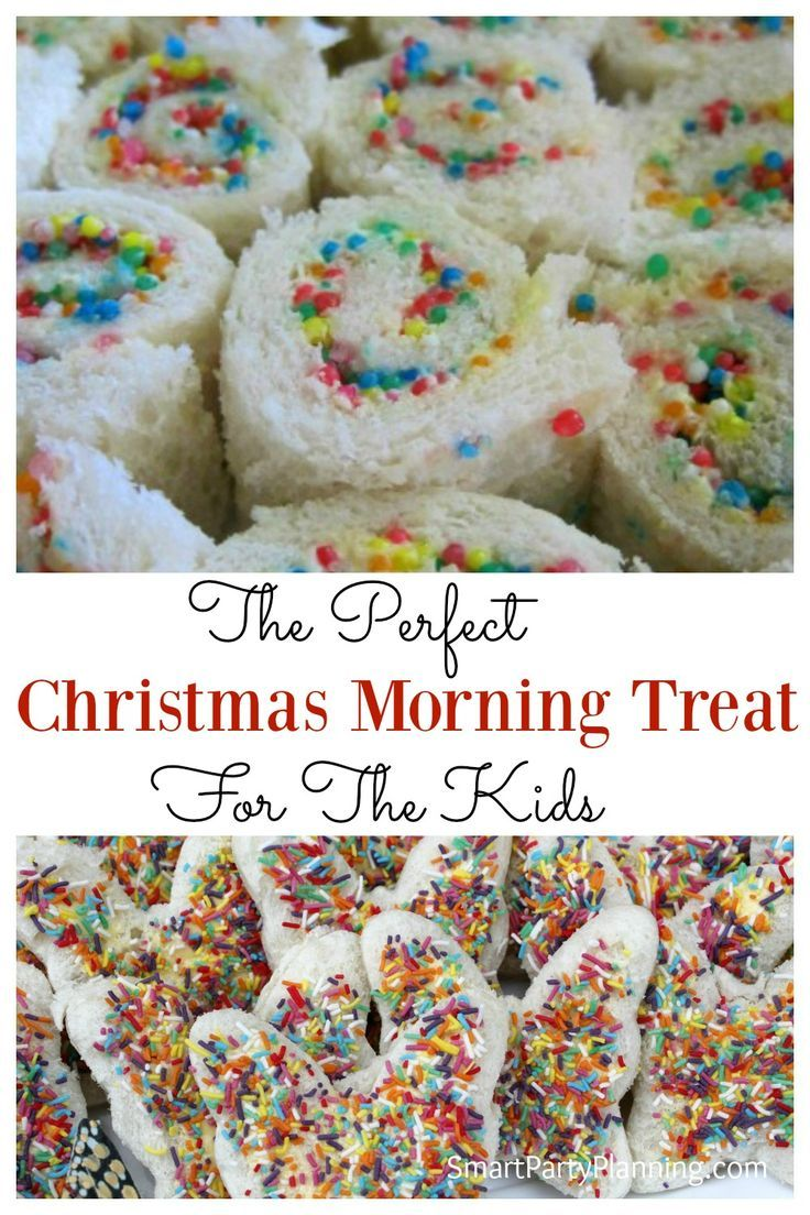 Looking for Christmas morning breakfast ideas for the kids? Fairy bread is the perfect answer that the kids are going to love. It is incredibly easy to make and will help make Christmas morning even more special. Click here for the recipe. #Christmas #Kids #Fairybread