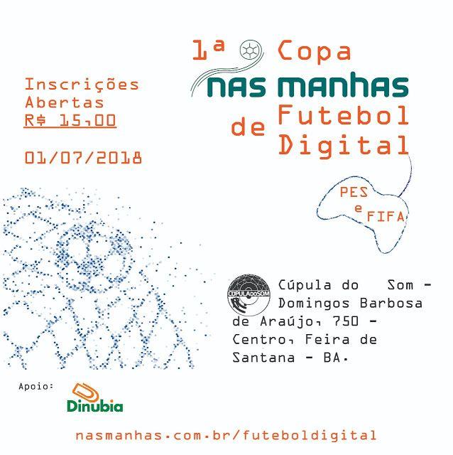 Portal Terra De Lucas Inscricoes Abertas Para A 1ª Copa Nas