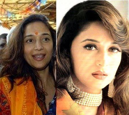 30 Bollywood Actresses Without Makeup
