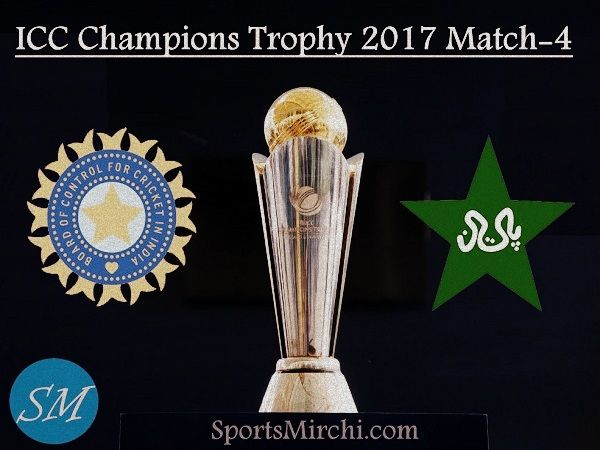 Where to watch India vs Pakistan live cricket streaming online? Then watch IND vs PAK live streaming, online broadcast of 2017 Champions Trophy on 4 June.