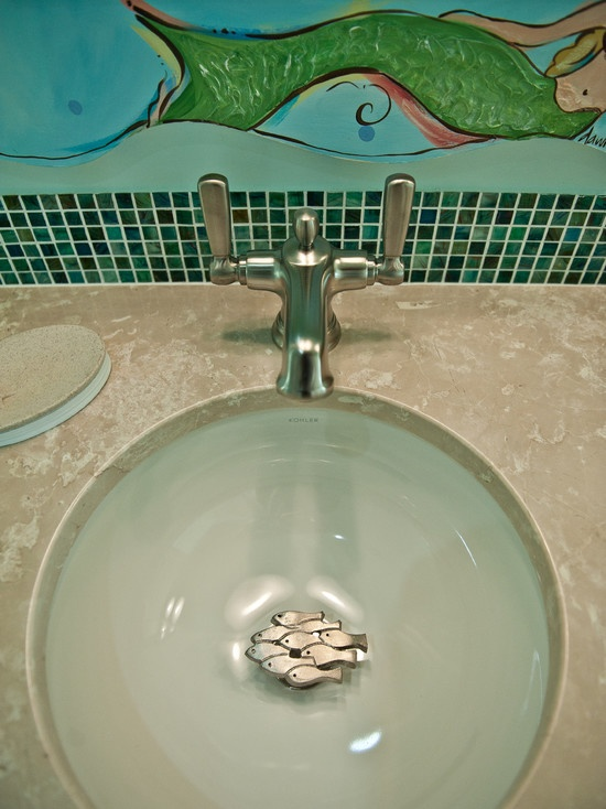 Sink Stopper With Fish Nice For The Home Pinterest