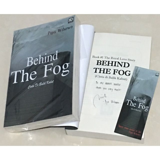 Saya menjual Behind the Fog Penulis : Pipit Wibowo seharga Rp88.000. Dapatkan produk ini hanya di Shopee! https://shopee.co.id/belanjabukubuku/144885797 #ShopeeID