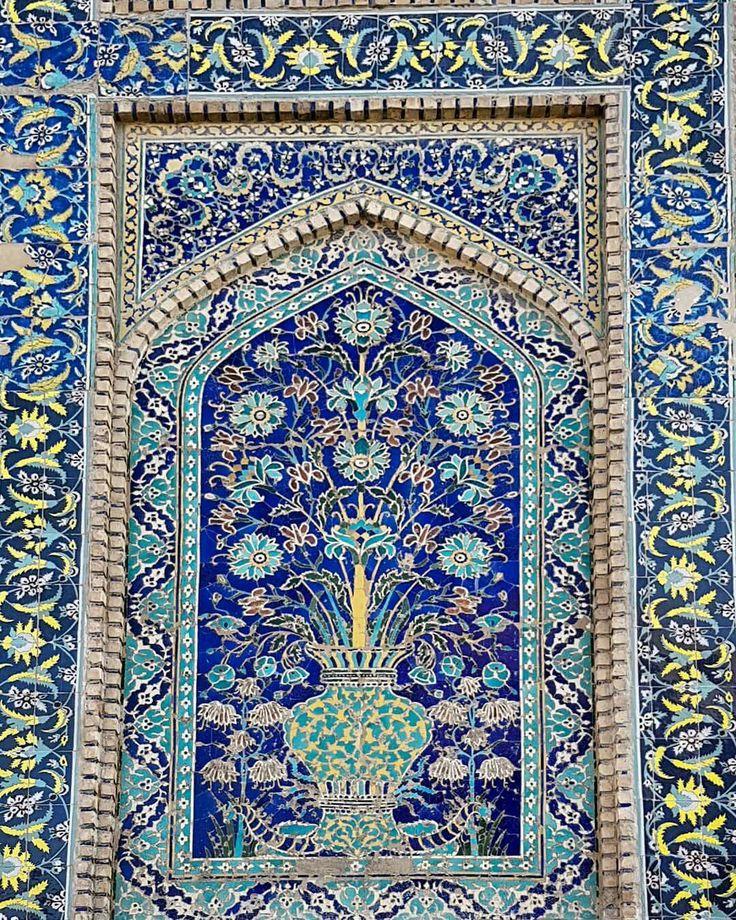 Buhara. Old sity. Abdulazizhan