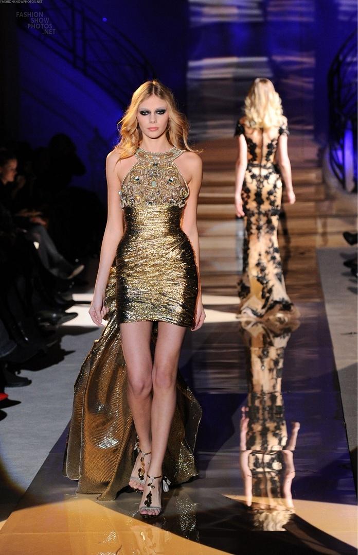 Zuhair murad haute couture rich lush sensual satin for Haute couture pronounce