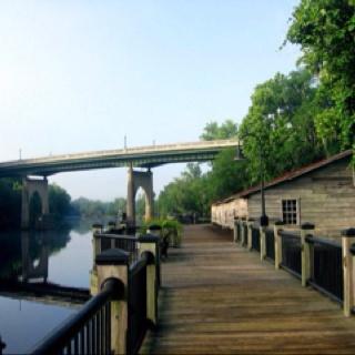 Riverwalk in Conway