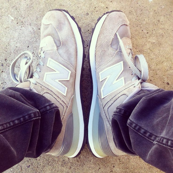 1' New Balance 574 / ✨ #newbalance #574 #sneakers #sneakerfreaker #vivoenunazapatilla